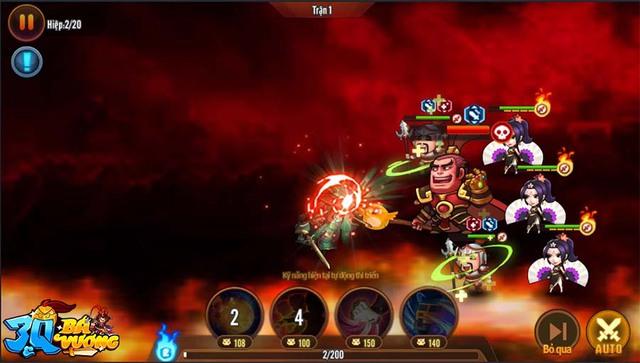 Chẳng cần chạy theo xu hướng, 3Q Bá Vương vẫn thuộc hàng cực độc với gameplay đầy thách thức! - Ảnh 4.