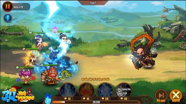 Chẳng cần chạy theo xu hướng, 3Q Bá Vương vẫn thuộc hàng cực độc với gameplay đầy thách thức! - Ảnh 5.