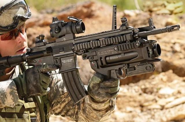 Súng trường trong game khác xa so với ngoài đời, thậm chí, không có khẩu súng nào là M416 cả - Ảnh 1.