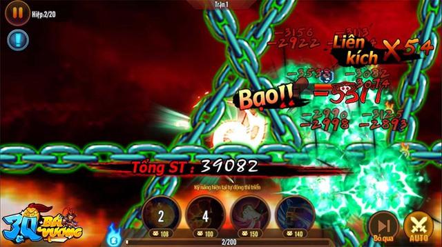 Chẳng cần chạy theo xu hướng, 3Q Bá Vương vẫn thuộc hàng cực độc với gameplay đầy thách thức! - Ảnh 8.
