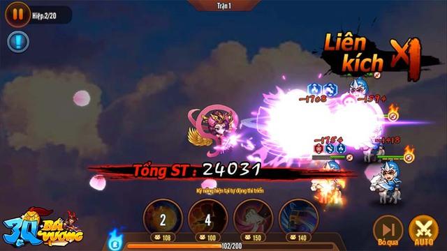 Chẳng cần chạy theo xu hướng, 3Q Bá Vương vẫn thuộc hàng cực độc với gameplay đầy thách thức! - Ảnh 12.