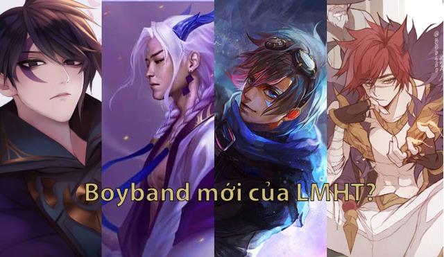 Yone còn chưa xuất hiện đã có thông tin trở thành mảnh ghép của nhóm nhạc mới toàn mỹ nam LMHT - Ảnh 3.