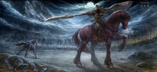 Tại sao dù còn khỏe mạnh, Gia Cát Lượng lại chọn ngồi xe lăn ra trận thay vì cưỡi ngựa? - Ảnh 1.