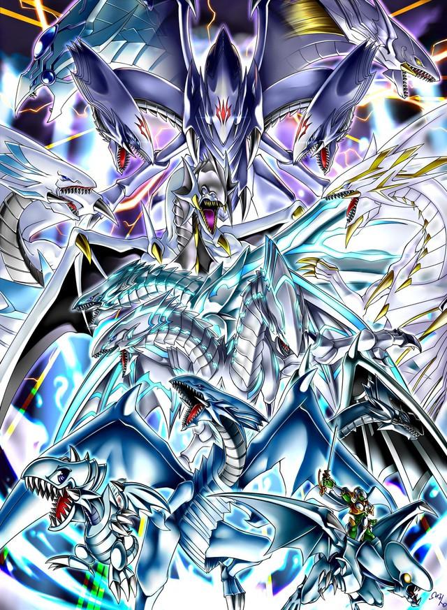 Những quái vật dung hợp ấn tượng nhất từng xuất hiện trong bộ truyện Yu-Gi-Oh - Ảnh 1.
