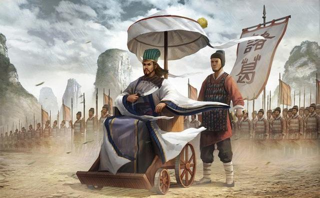 Tại sao dù còn khỏe mạnh, Gia Cát Lượng lại chọn ngồi xe lăn ra trận thay vì cưỡi ngựa? - Ảnh 2.