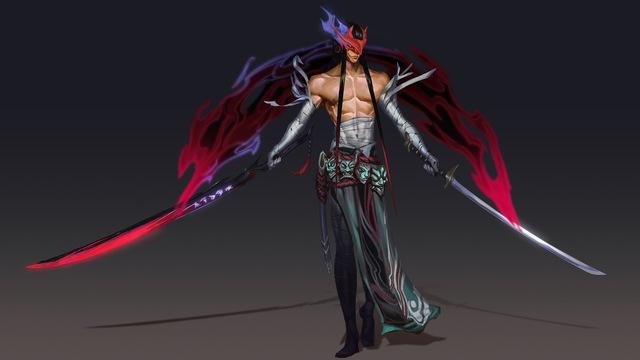 Bộ skill của Yone làm người ta phải giật mình vì quá bá - Sát thủ vật lý nhưng damage phép cực lớn - Ảnh 5.