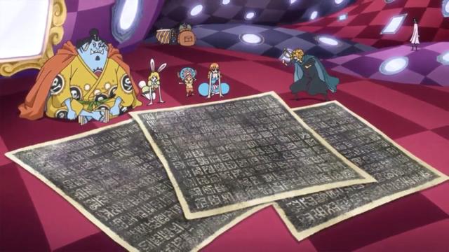 Khám phá bí mật One Piece, phiến đá đỏ Poneglyph cuối cùng rốt cục nằm ở đâu? - Ảnh 2.