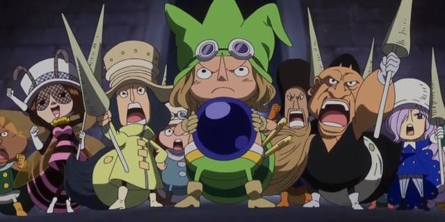 One Piece: Top 10 nhân vật mạnh nhất mà không phải là người, kẻ đứng đầu đã từng khiến cả thế giới phải e sợ (P1) - Ảnh 2.