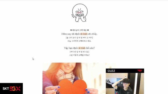 T1 Cuzz thả thính gái Việt nói anh yêu em 1 phát ăn ngay khiến fan Việt dậy sóng: Mẹ ơi anh con rể người Hàn đây rồi - Ảnh 3.