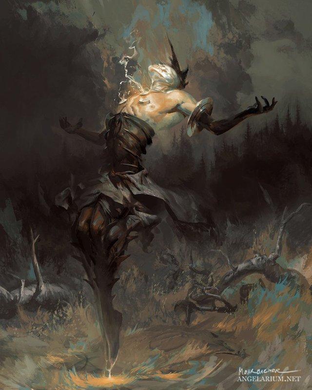 Truyền thuyết về Grigori: Những thiên thần sa ngã khỏi thiên đàng vì phụ nữ trần thế - Ảnh 6.