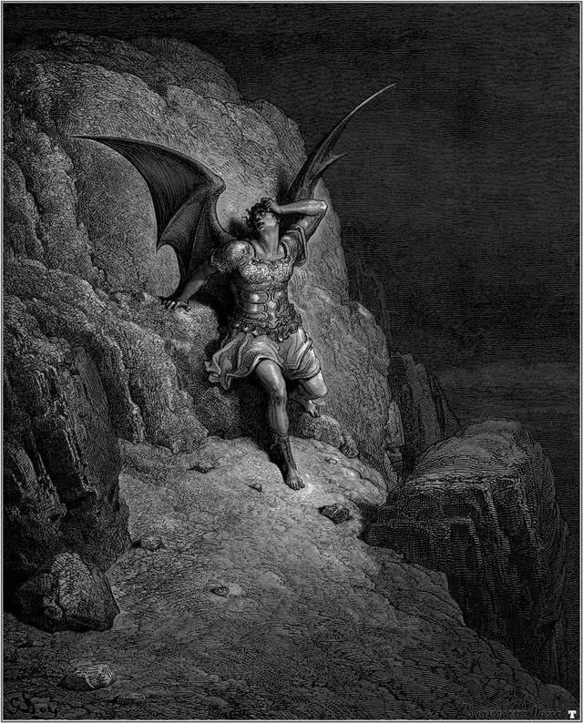 Truyền thuyết về Grigori: Những thiên thần sa ngã khỏi thiên đàng vì phụ nữ trần thế - Ảnh 3.