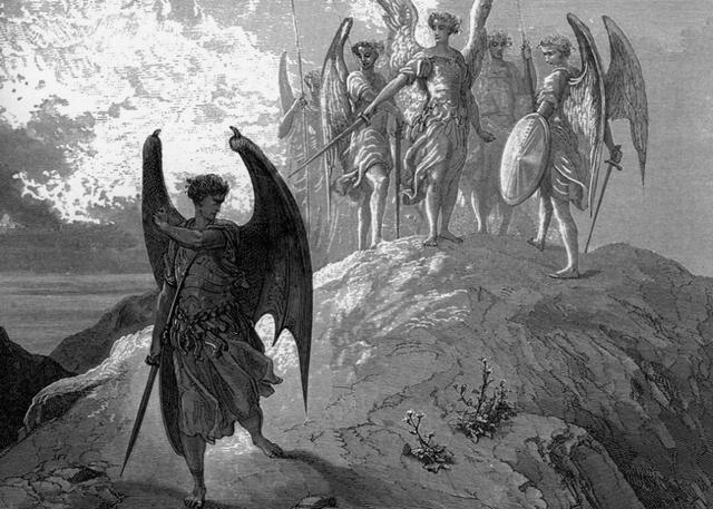 Truyền thuyết về Grigori: Những thiên thần sa ngã khỏi thiên đàng vì phụ nữ trần thế - Ảnh 1.