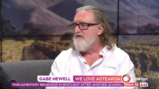 Trong 4 tháng qua, Valve không có người điều hành trực tiếp vì Gabe Newell đã bị mắc kẹt tại New Zealand - Ảnh 1.