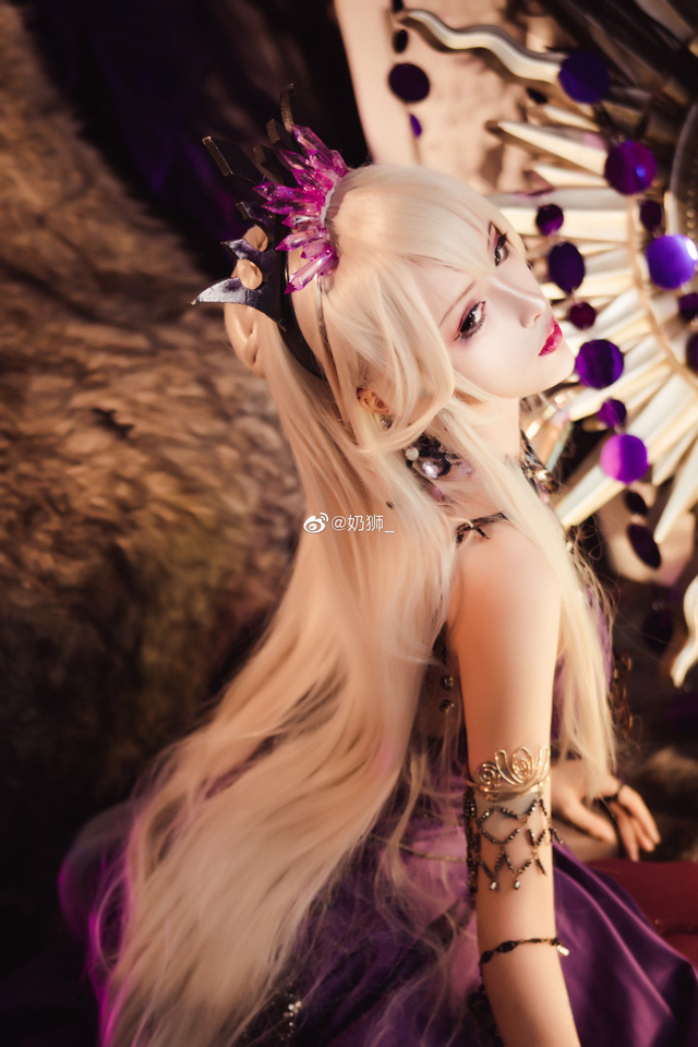 Ngắm mỹ nhân Fate/Grand Order đầy ma mị và quyến rũ qua loạt ảnh cosplay đẹp lung linh - Ảnh 3.