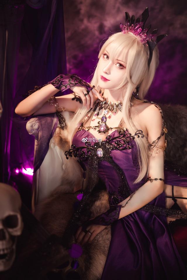 Ngắm mỹ nhân Fate/Grand Order đầy ma mị và quyến rũ qua loạt ảnh cosplay đẹp lung linh - Ảnh 6.