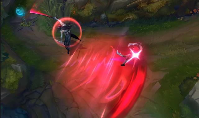 Bộ skill của Yone làm người ta phải giật mình vì quá bá - Sát thủ vật lý nhưng damage phép cực lớn - Ảnh 4.