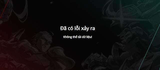 Liên Quân Mobile: Game thủ săn skin giải đấu bức xúc vì Website để điền code gặp lỗi nặng - Ảnh 3.