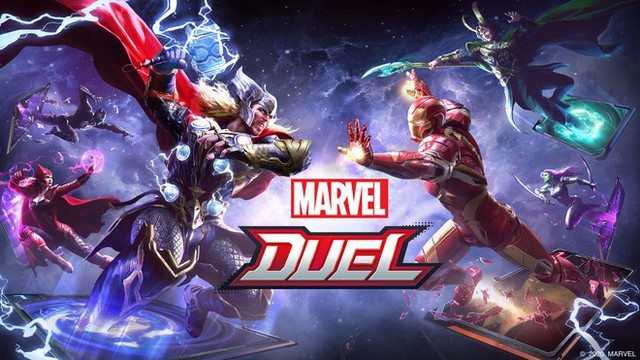 Marvel chính thức ra mắt bom tấn mobile mới, tuyên chiến trực tiếp với Riot Games? - Ảnh 1.