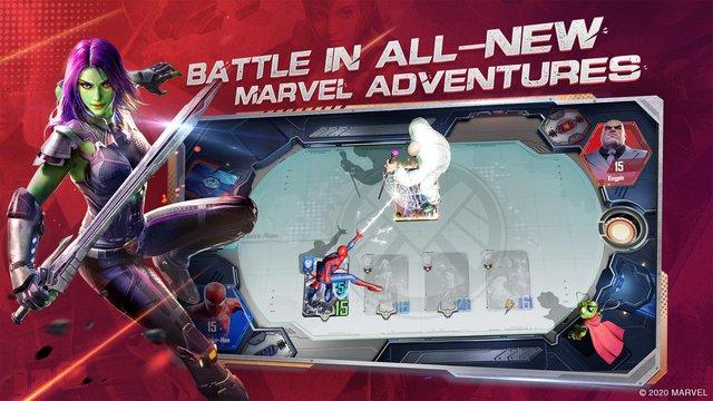 Marvel chính thức ra mắt bom tấn mobile mới, tuyên chiến trực tiếp với Riot Games? - Ảnh 5.
