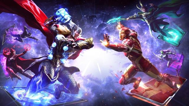 Marvel chính thức ra mắt bom tấn mobile mới, tuyên chiến trực tiếp với Riot Games? - Ảnh 4.
