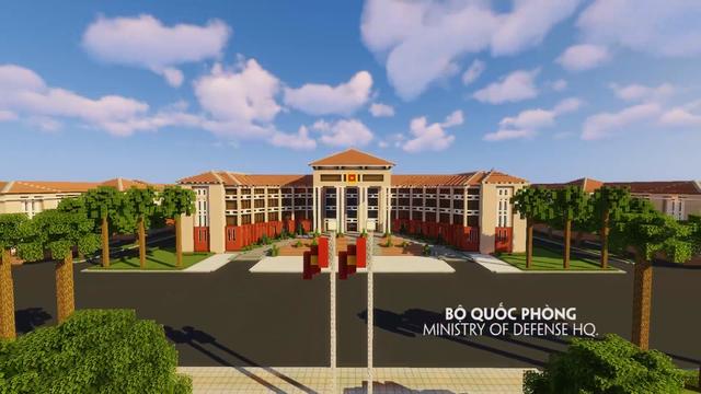 Tự hào game thủ: Đưa các công trình nổi tiếng của Việt Nam vào Minecraft - Ảnh 7.