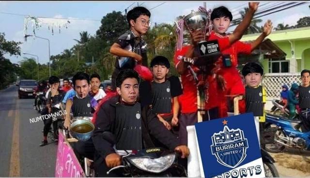 Liên Quân Mobile: Dải ngân hà Buriram United thua đau, game thủ Việt có dịp troll hả hê - Ảnh 2.