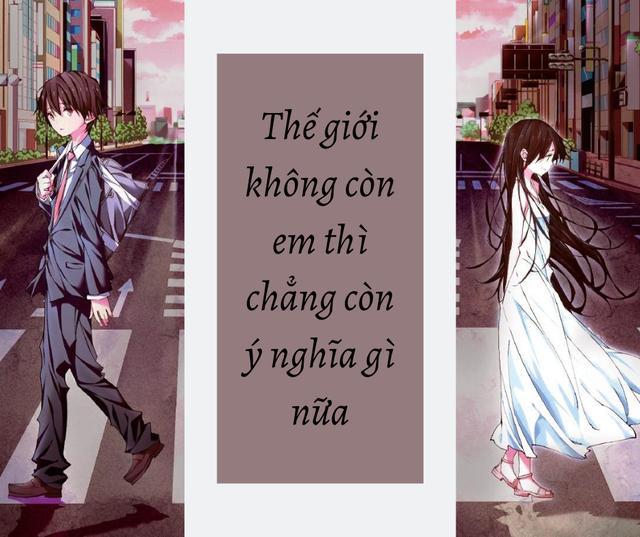 Bội đôi Light Novel Nhã Nam đang làm mưa làm gió trên các nhà sách tháng 7: Nhắn gửi một tôi, người đã yêu em - Ảnh 3.