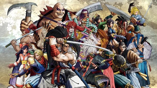 Huyền thoại Samurai Shodown với tượng đài Haohmaru sắp được phát hành chính thức tại Việt Nam - Ảnh 2.