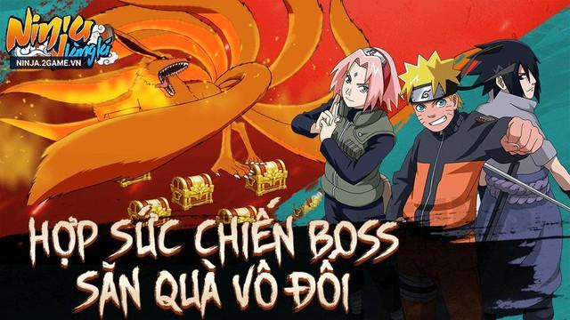 Game Naruto đấu tướng 10 vs 10 Ninja Làng Lá Mobile cập bến làng game Việt - Ảnh 5.