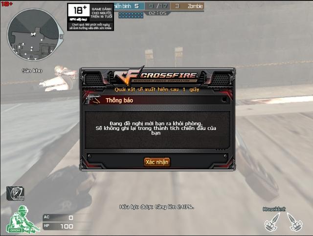 Game thủ Đột Kích bức xúc vì bị đuổi do bắn quá hay, khuyến nghị NPH tăng phí GP - Ảnh 2.