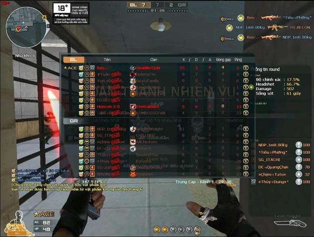 Game thủ Đột Kích bức xúc vì bị đuổi do bắn quá hay, khuyến nghị NPH tăng phí GP - Ảnh 3.