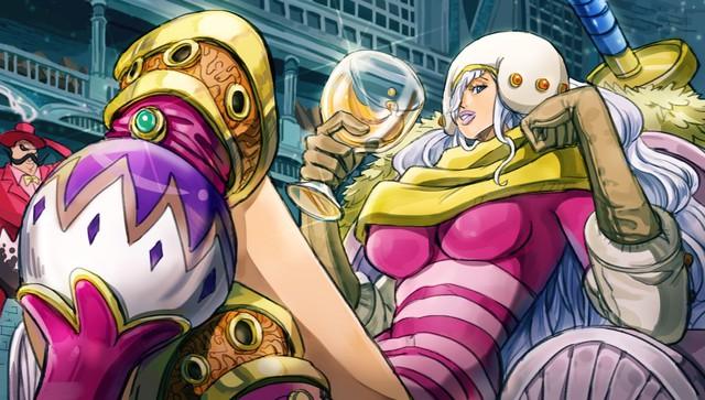 One Piece: Top 5 nữ cường nhân đang có mặt ở Wano, ai mới là cái tên nguy hiểm nhất? - Ảnh 1.