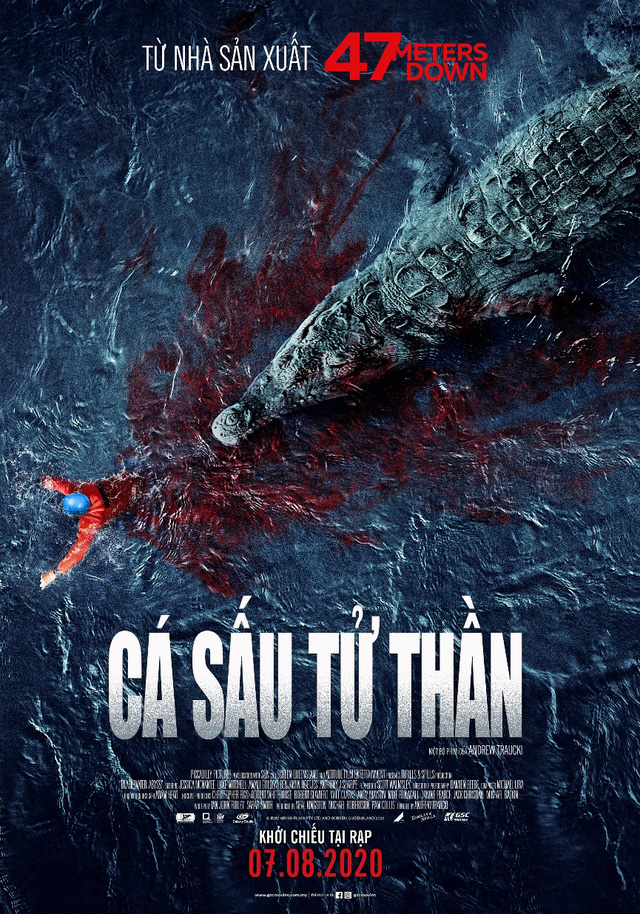 Hung thần dữ tợn nhất của màn ảnh tái xuất trong Black Water: Abyss - Ảnh 1.