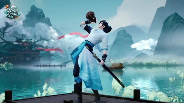 Tin vui cho fan Kim Dung, Tân Tiếu Ngạo Giang Hồ Mobile của Perfect World sắp phát hành tại Việt Nam - Ảnh 3.