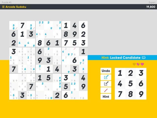 Đây rồi, cuối cùng thì ứng dụng Sudoku hoàn hảo nhất trên iPhone cũng đã xuất hiện rồi - Ảnh 1.