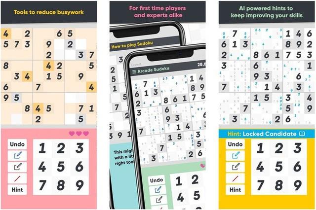 Đây rồi, cuối cùng thì ứng dụng Sudoku hoàn hảo nhất trên iPhone cũng đã xuất hiện rồi - Ảnh 2.