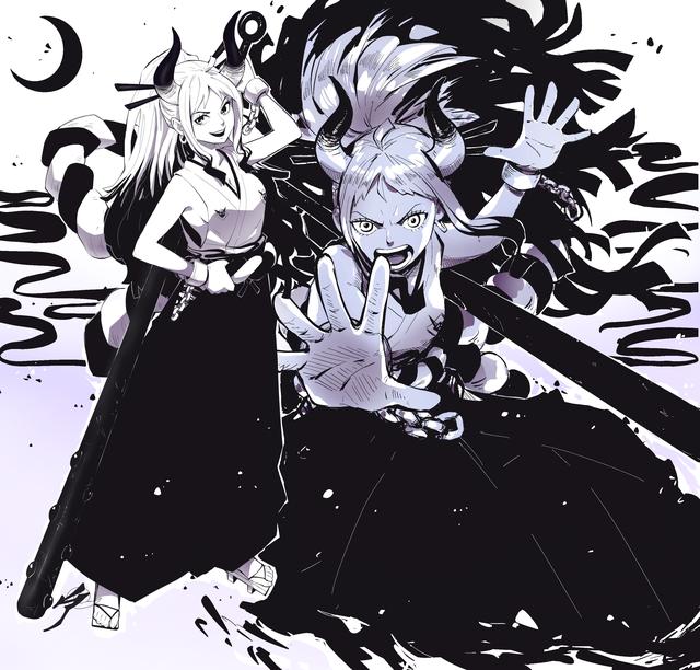 One Piece: Ngẩn ngơ ngắm nhan sắc con gái Kaido, xinh đẹp, dễ thương khiến ai cũng say đắm - Ảnh 6.