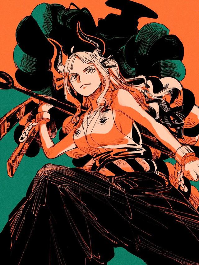 One Piece: Ngẩn ngơ ngắm nhan sắc con gái Kaido, xinh đẹp, dễ thương khiến ai cũng say đắm - Ảnh 17.