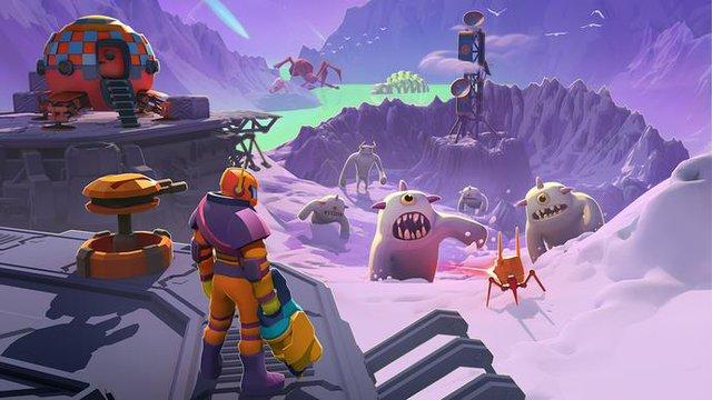 Thử sức với 4 tựa game mobile mới ra mắt, đồ họa siêu tuyệt mà không lo về giá - Ảnh 1.