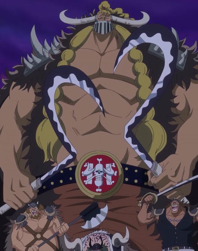 One Piece: Top 6 người đàn ông mạnh nhất đang có mặt tại Wano quốc, ai mới là cái tên đáng sợ nhất? - Ảnh 2.