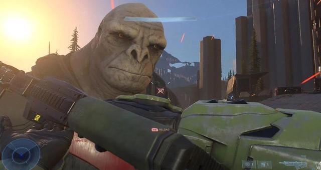 Bom tấn Halo Infinite vừa ra mắt trailer đã bị chê cười là xấu như game 8-bit - Ảnh 1.