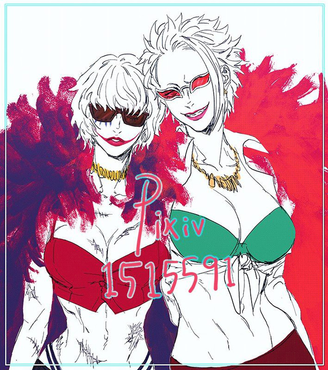 Mê mệt khi ngắm các soái ca One Piece hóa mỹ nữ sở hữu body vạn người mê - Ảnh 25.