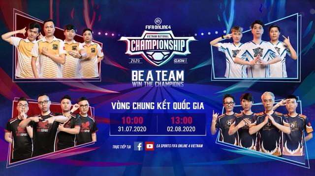 VCK FVNC 2020: Cuộc chiến quyết định, đi tìm nhà vua mới của FIFA Online 4 và đại diện Việt Nam tham dự EACC 2020 - Ảnh 1.
