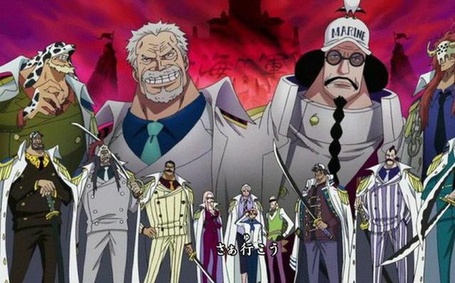 One Piece: Wano quốc sẽ là nơi chứng kiến cuộc đối đầu trực diện đầu tiên giữa Hải quân và quân cách mạng? - Ảnh 3.
