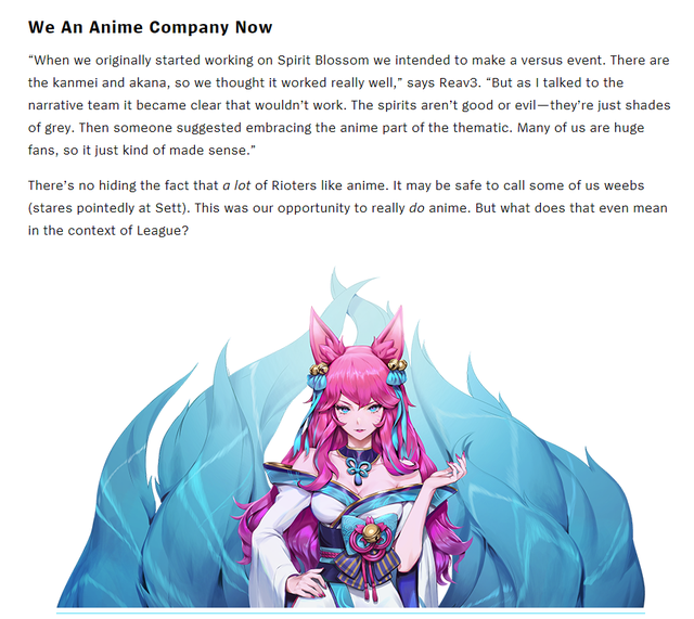 Riot Games tuyên bố trở thành công ty làm Anime, Hoa Linh Lục Địa là sản phẩm đầu tay - Ảnh 3.