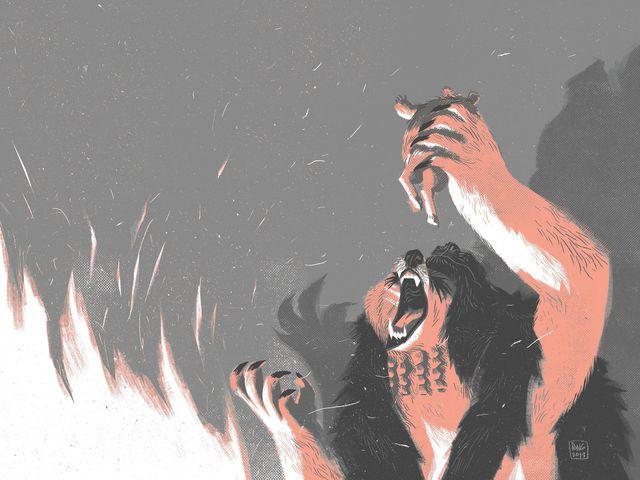 Aftermath: Ác quỷ rừng phế tích – Siêu phẩm light novel khoa học viễn tưởng đầu tiên của Việt Nam - Ảnh 1.