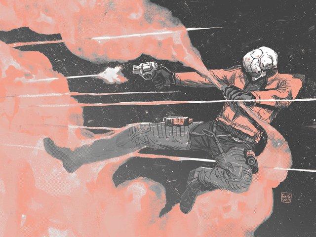 Aftermath: Ác quỷ rừng phế tích – Siêu phẩm light novel khoa học viễn tưởng đầu tiên của Việt Nam - Ảnh 3.