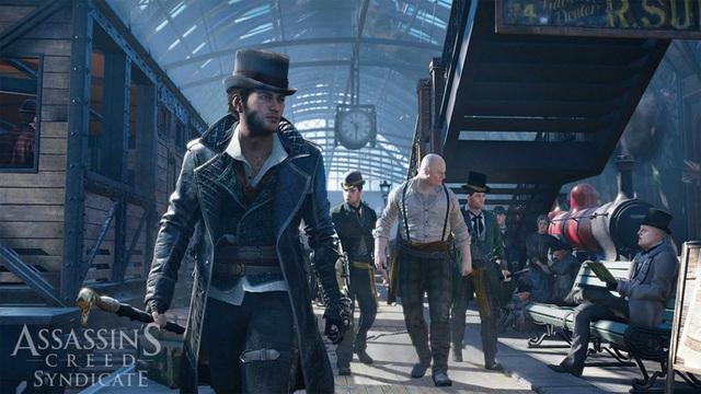 Những sự thật lịch sử rợn người ẩn trong tựa game Assassins Creed Syndicate - Ảnh 2.