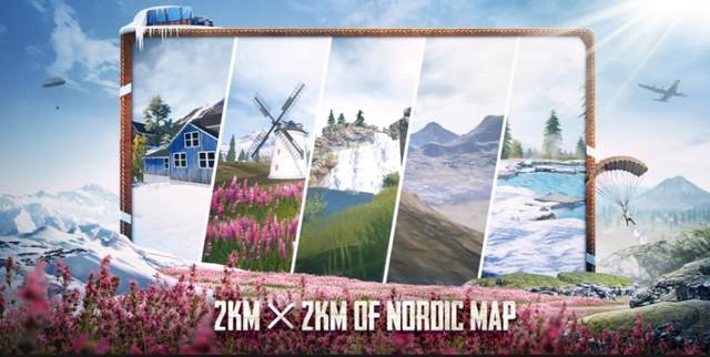 Tất cả những gì cần biết về bản đồ Livik tuyệt đẹp của PUBG Mobile - Ảnh 3.