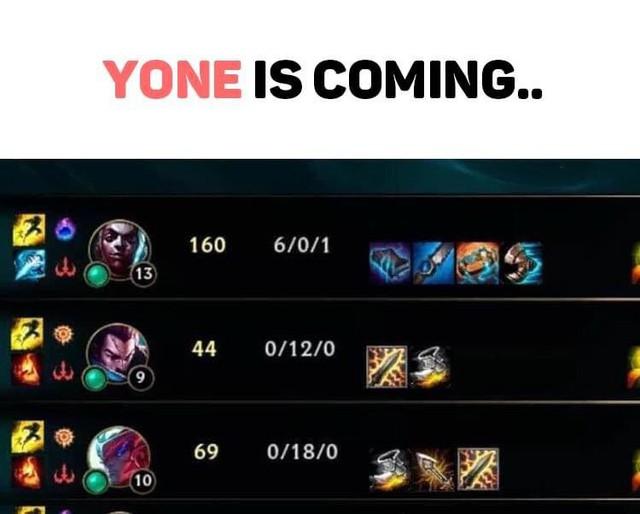 Chết cười game thủ Việt, cắm trại ở server PBE... 4 tiếng đồng hồ không chơi nổi 1 ván Yone: 1 là Yone, 2 là QUIT! - Ảnh 11.